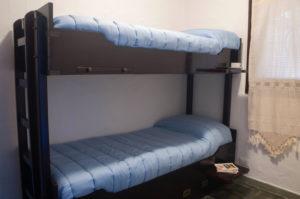 9.Camera con letto a castello